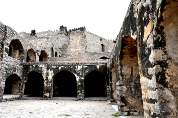 Golkonda Fort best indian travel lifestyle blog