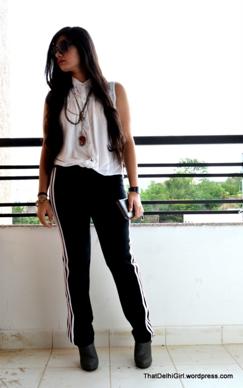 track pants fashionably best indian style blog