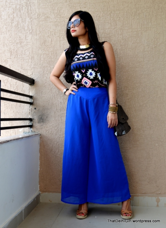 palazzo pants best indian style blogger