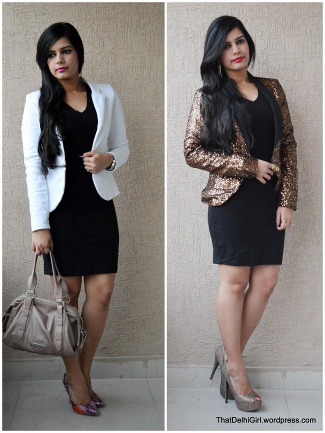 desk to dinner Best Indian Fashion Blogger